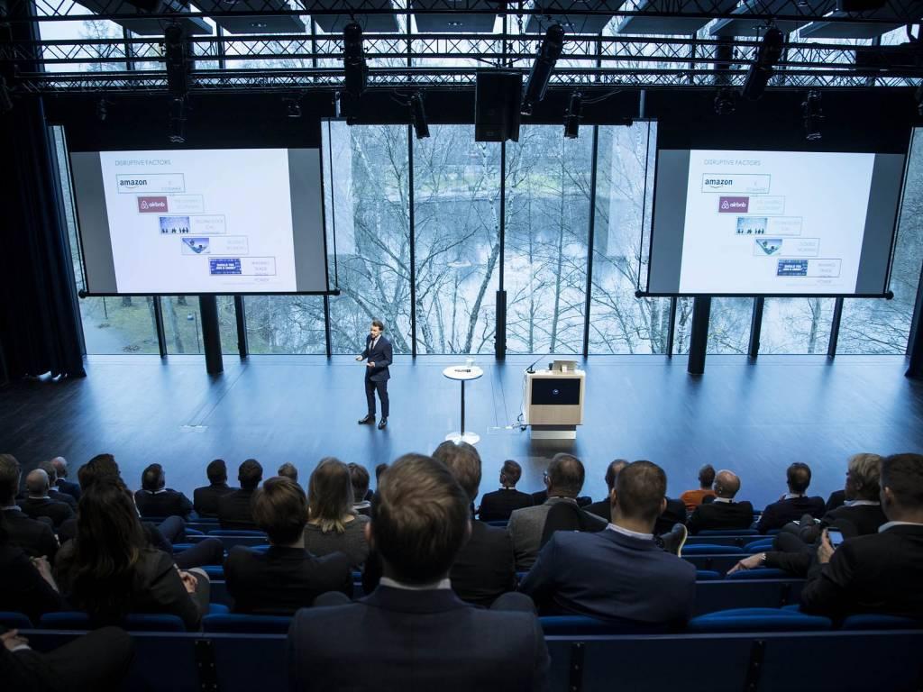 Events Tampere, kongressi- ja kokouspalvelut
