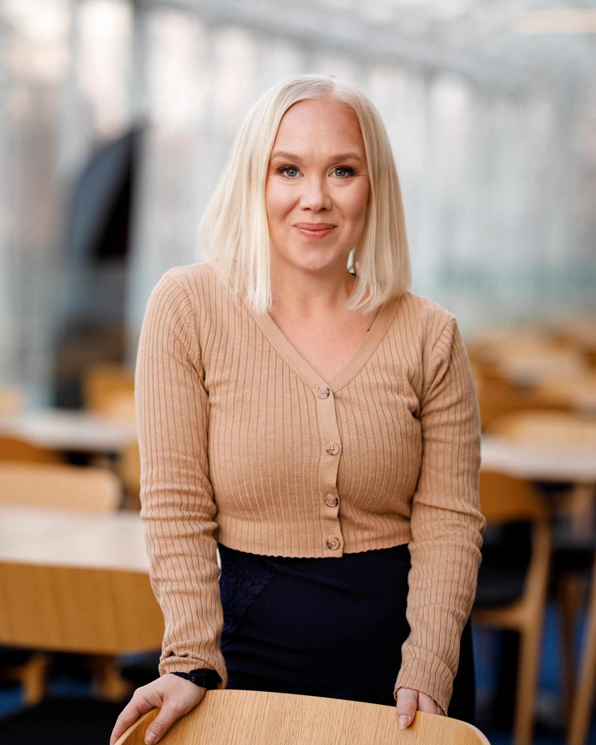 Events Tampere, Saara Saarteinen