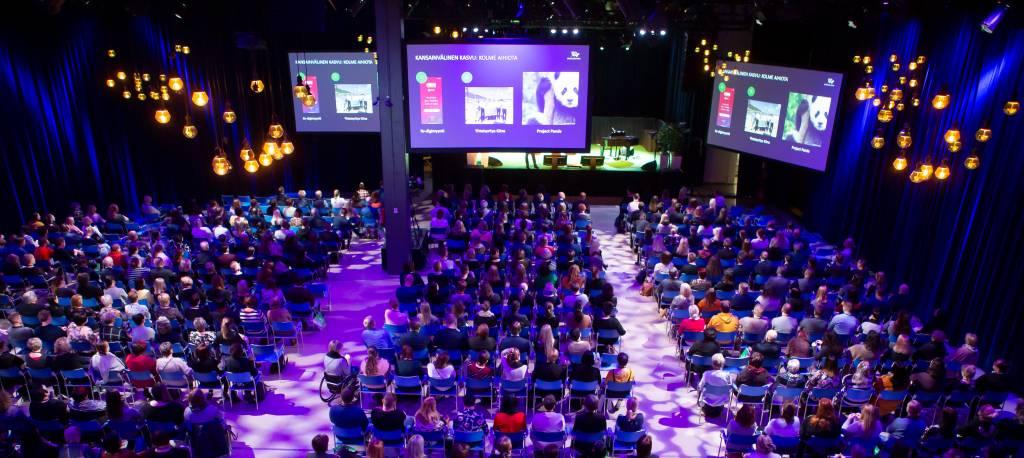 Events Tampere, virtuaalitapahtumat