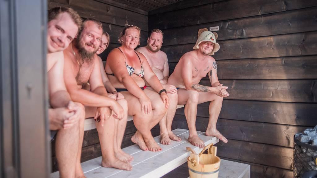 Tampereen saunapäivä herokuva