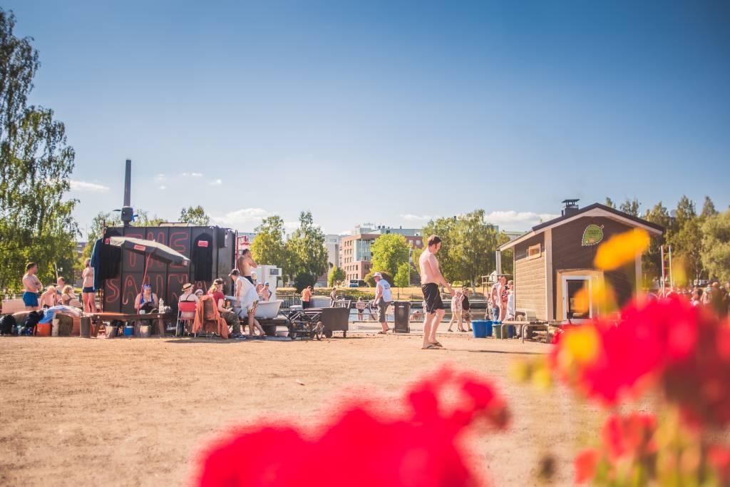 Tampereen saunapäivä